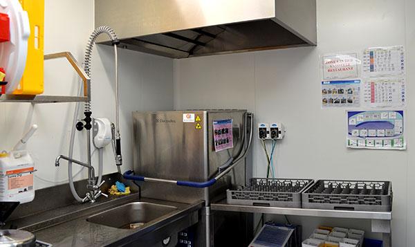 Les r alisations en quipement de cuisine professionnelle for Conception de cuisine professionnelle